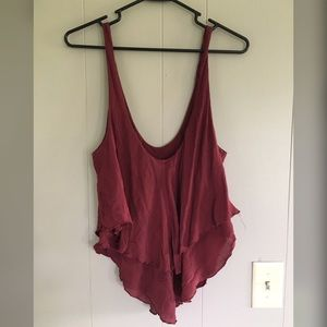 FREE PEOPLE Intimately Endless Summer Tiered Top